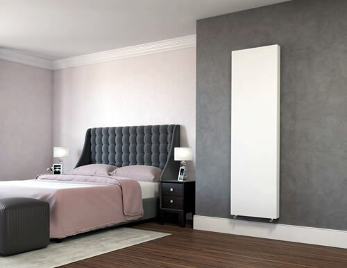 Vertikale radiatorer