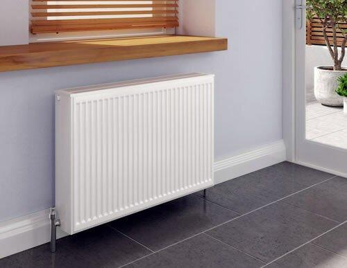 Standard radiatorer
